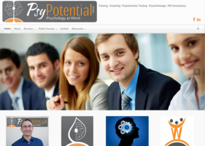 PsyPotential Website